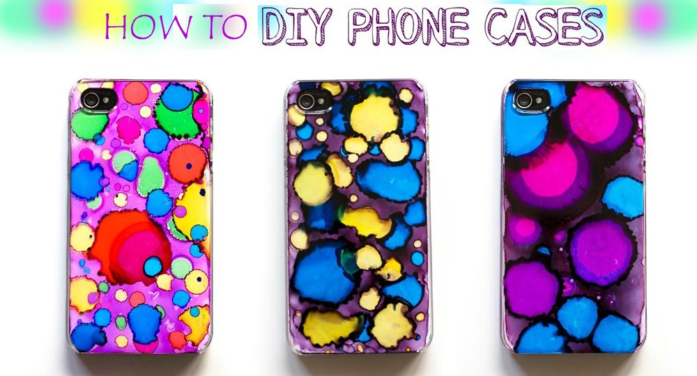 DIY Case for Your Phone