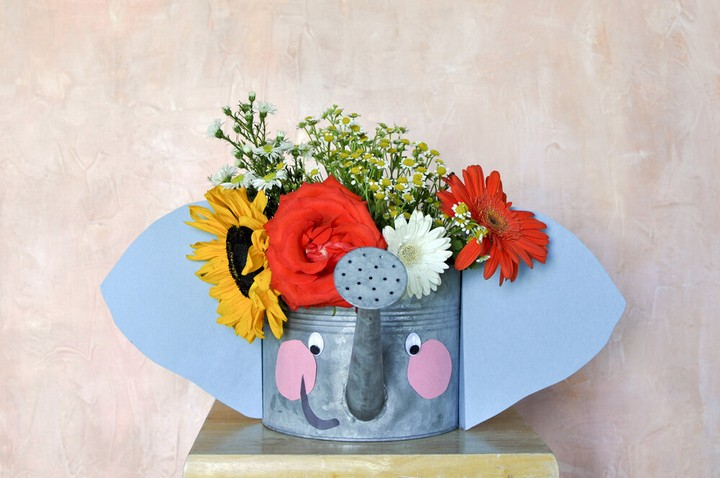 DIY Elephant Craft for Kids
