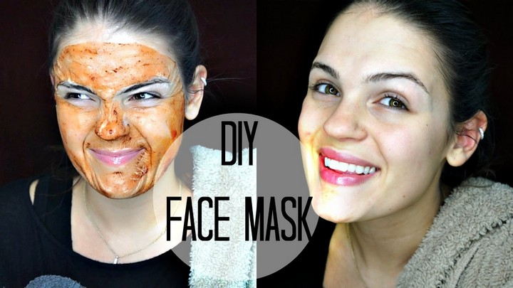 DIY Face Mask For Acne prone Skin