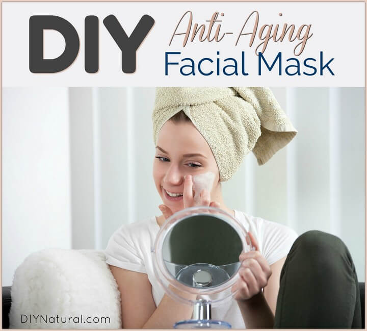 DIY Facial Mask An Anti Aging Facial with Oatmeal Milk and Honey