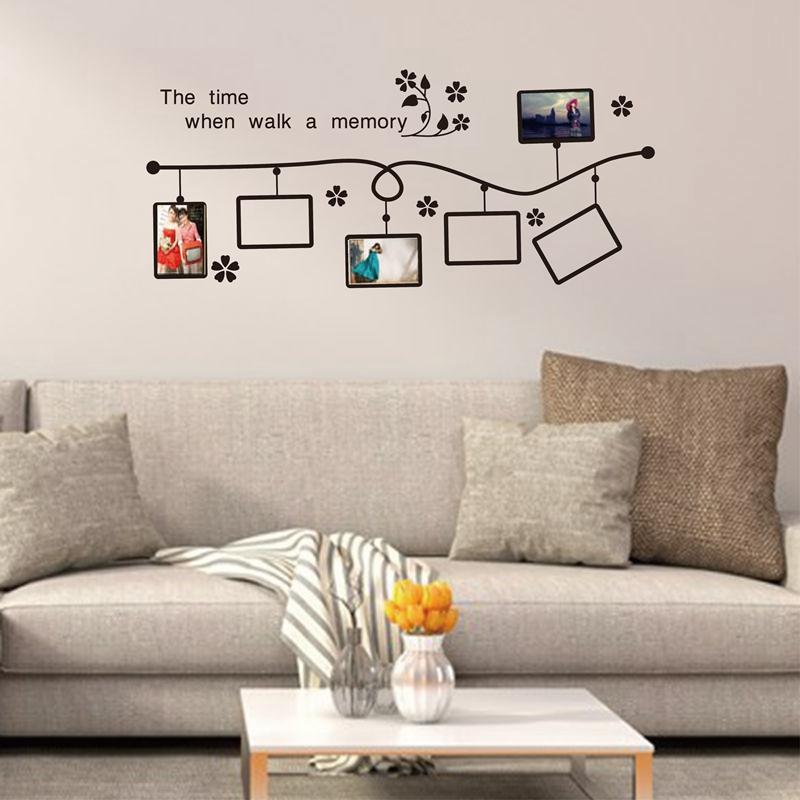 DIY Memory Wall in 4 Simple Steps
