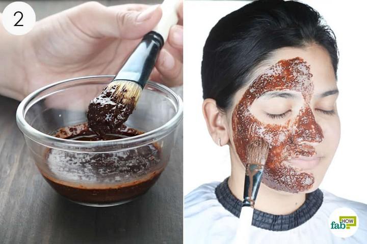DIY Oatmeal Face Mask 1