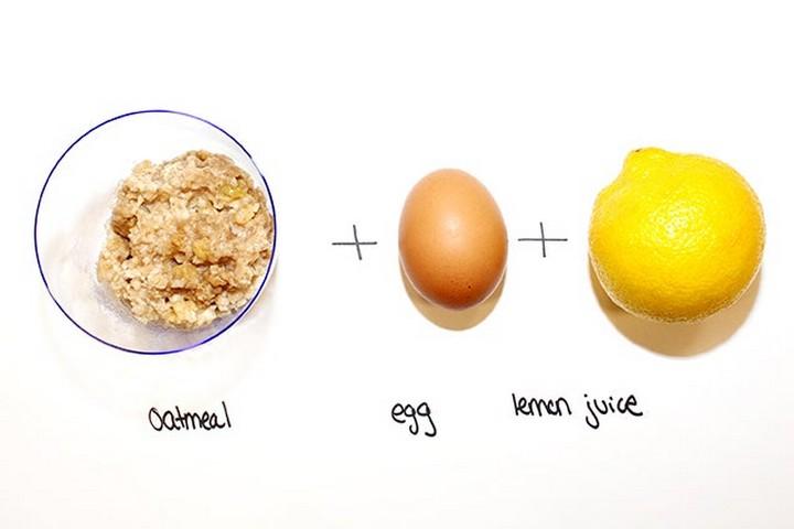 DIY Oatmeal Face Mask Recipe