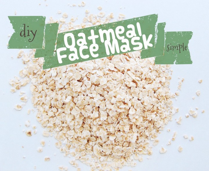 DIY Oatmeal Face mask To Get Rid Of Blackheads