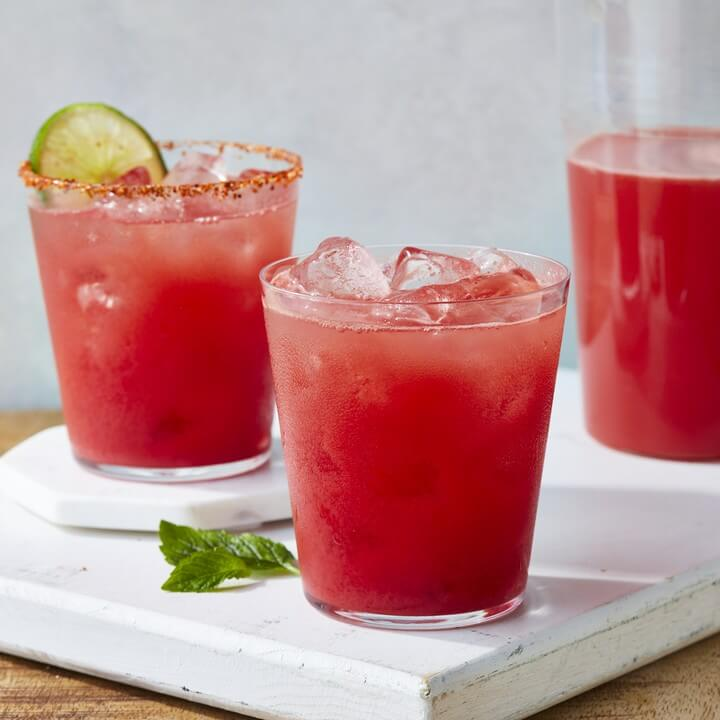 DIY Refresh Watermelon Juice