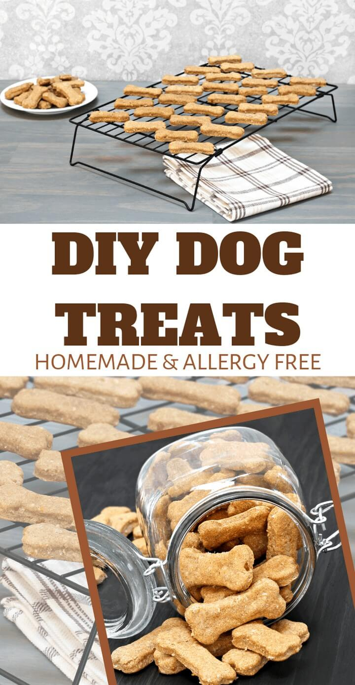 Dog Treats from Leftovers