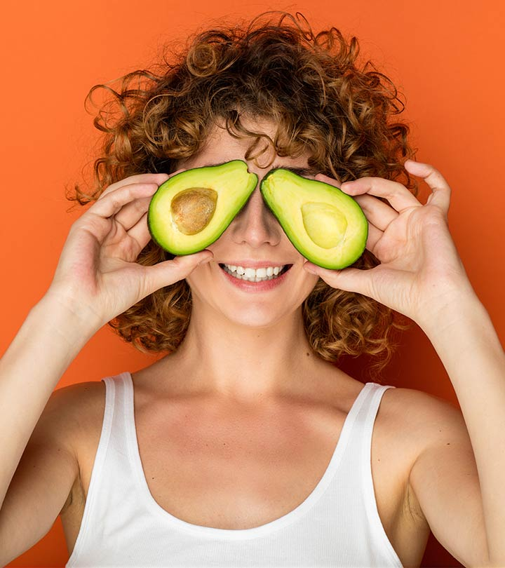 Easy And Effective Homemade Avocado Face Masks