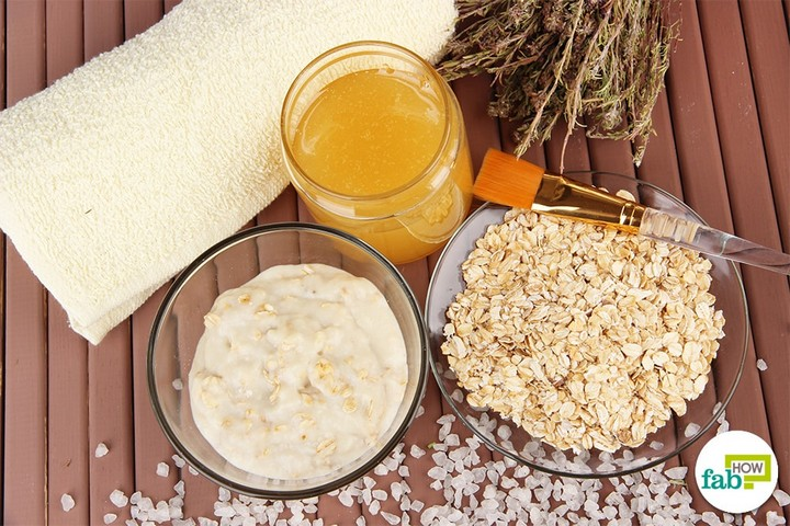 Face Mask Recipes with Oatmeal for a Natural Glow