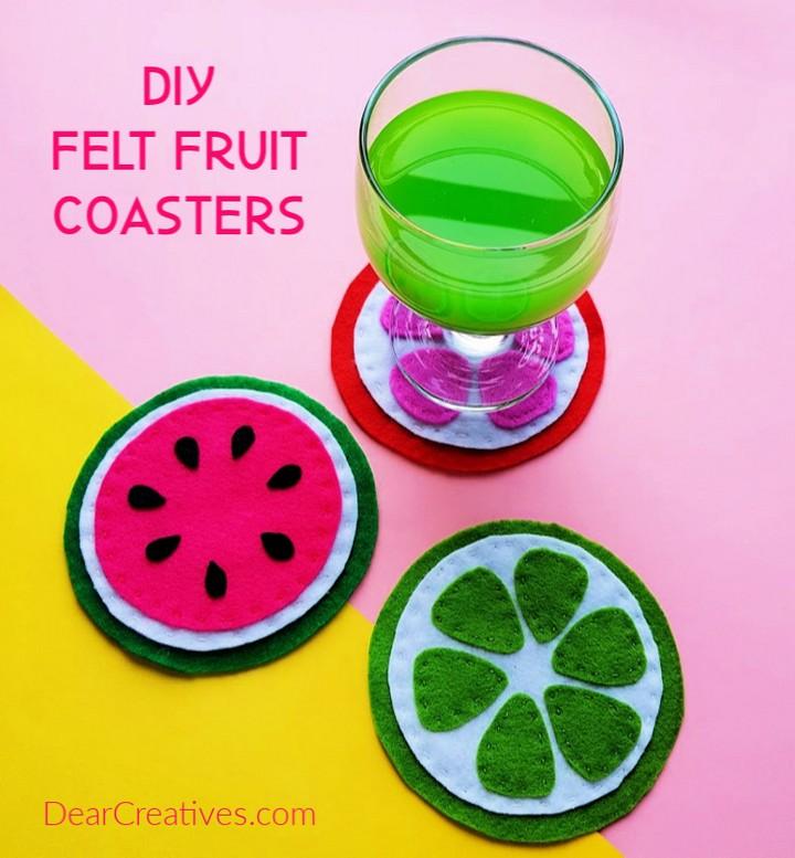 Felt Craft Projects Fun Felt Crafts To Make
