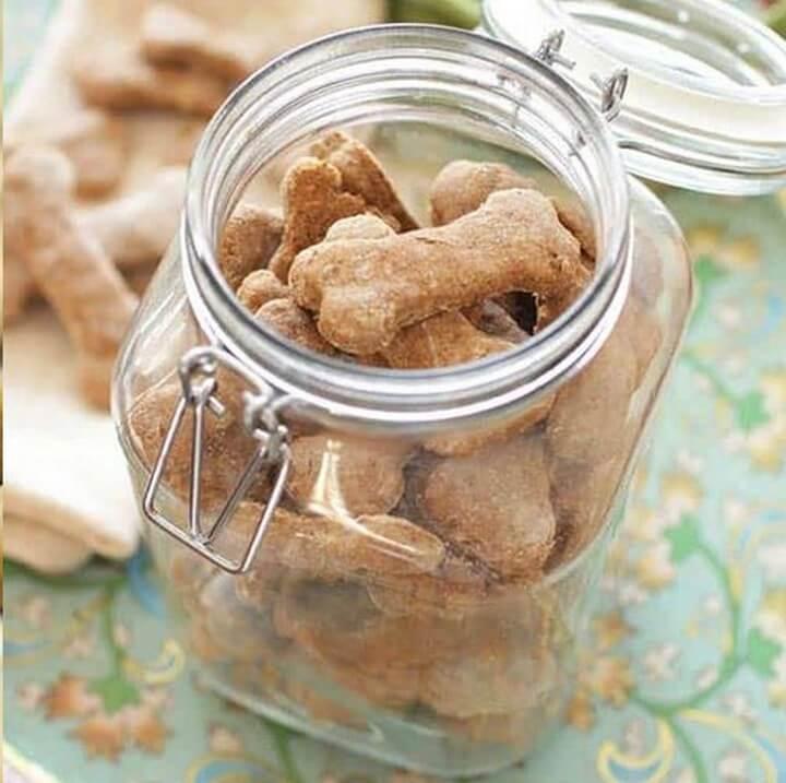 Homemade Dog Treats DIY Dog Treat Recipes 1