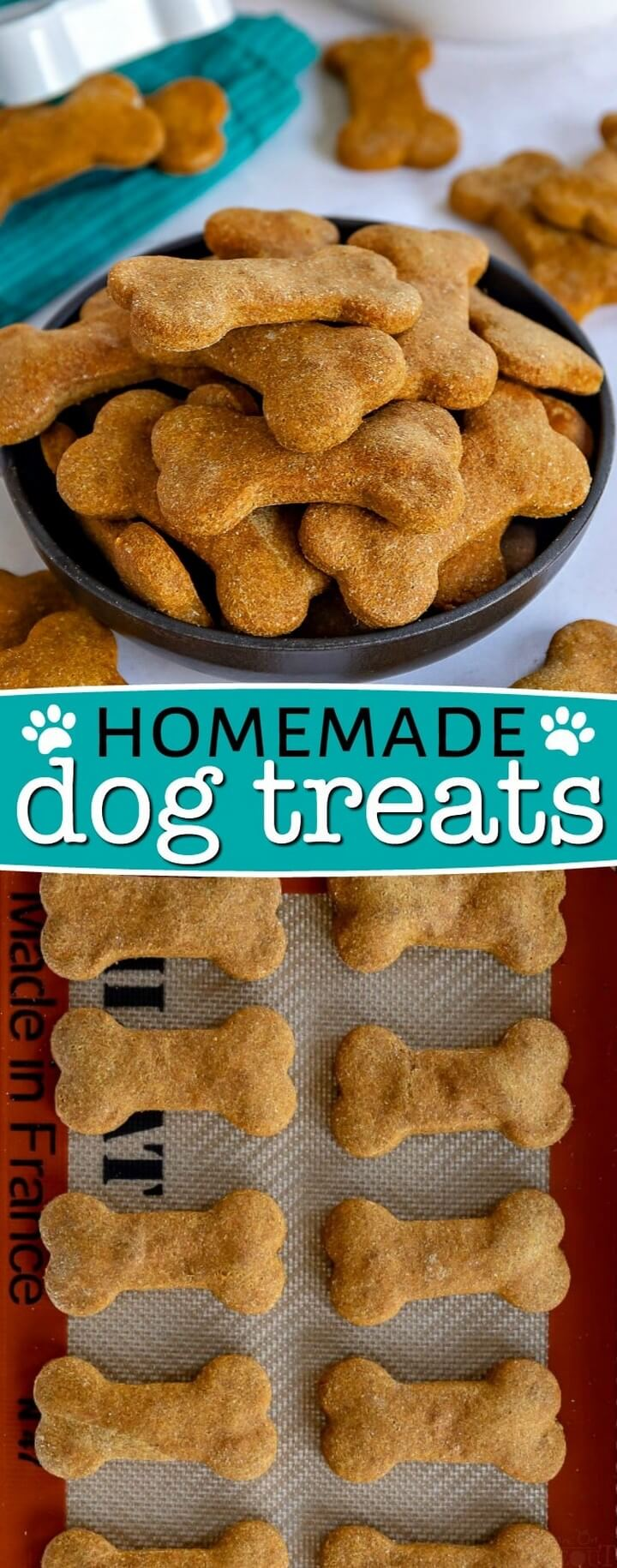 Homemade Dog Treats DIY
