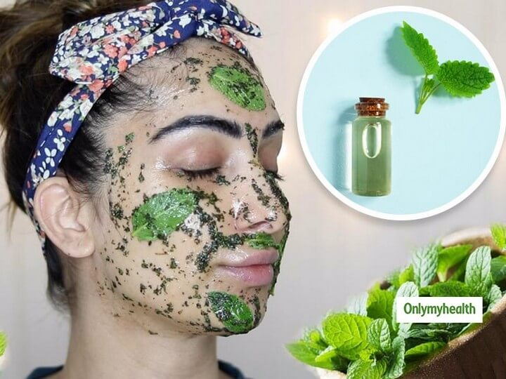How To Make A Peppermint Face Mask