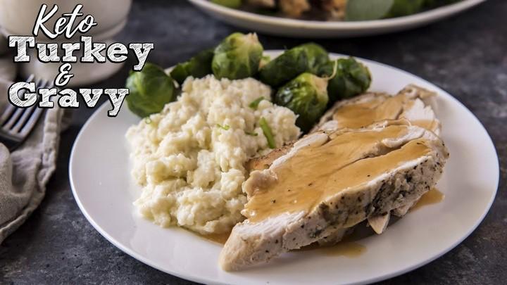 Keto Turkey Gravy 1