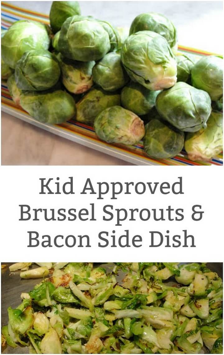 Kid Approved Brussels Sprouts