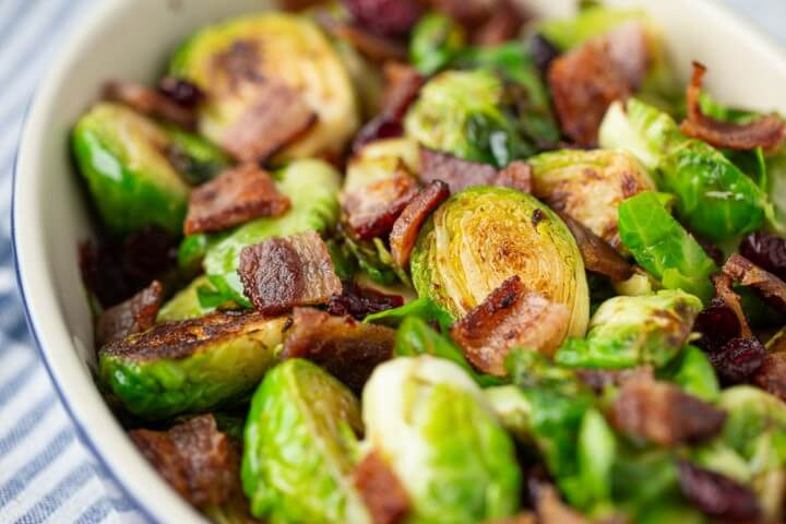 Kid Friendly Brussels Sprouts Recipe