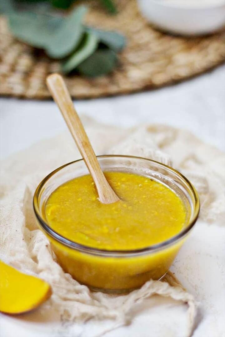 Paradise Mango DIY Body Scrub