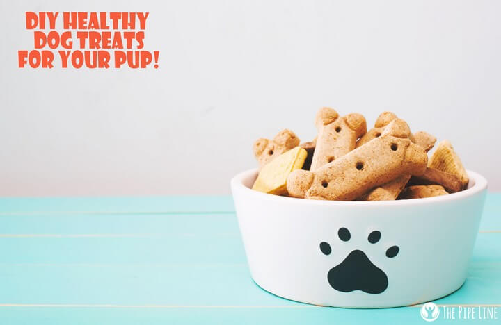Precious Pup Peanut Butter Treats