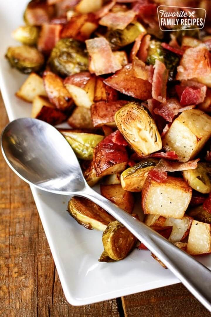 66 Easy Amp Delicious Brussels Sprouts Recipes With Bacon