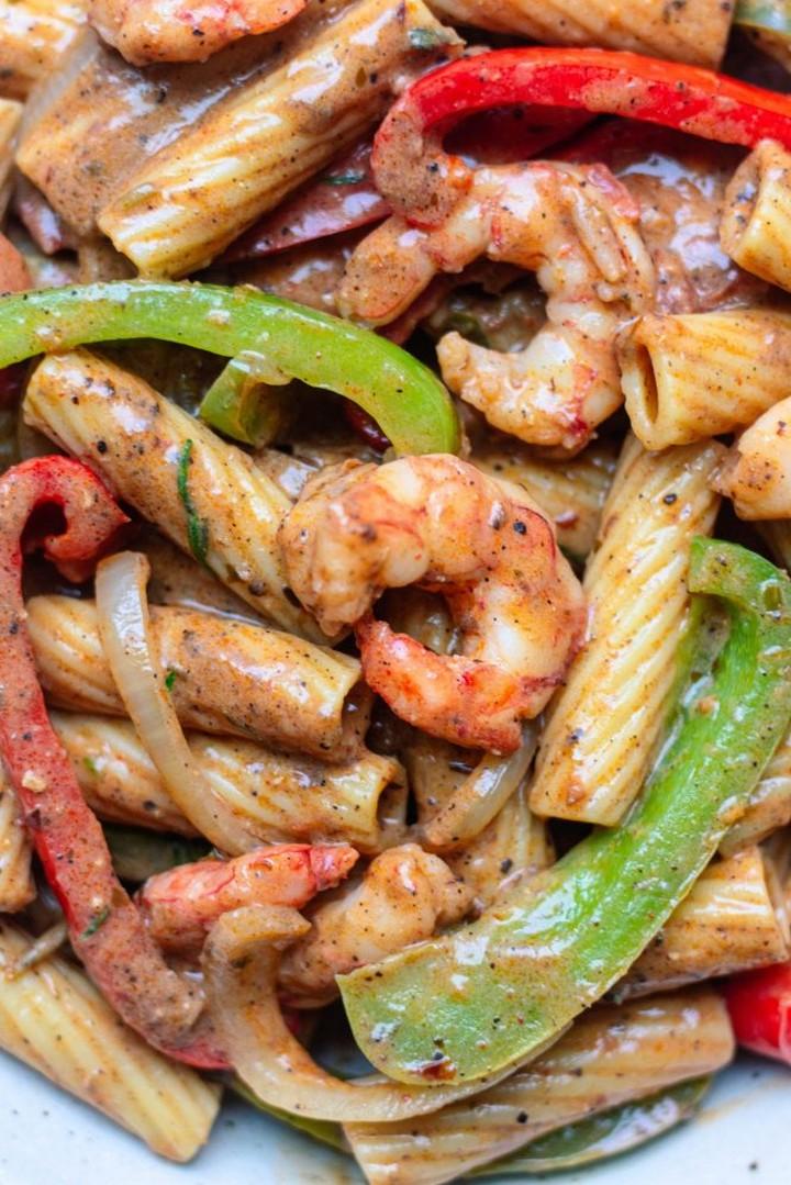 Shrimp Rasta Pasta Recipe