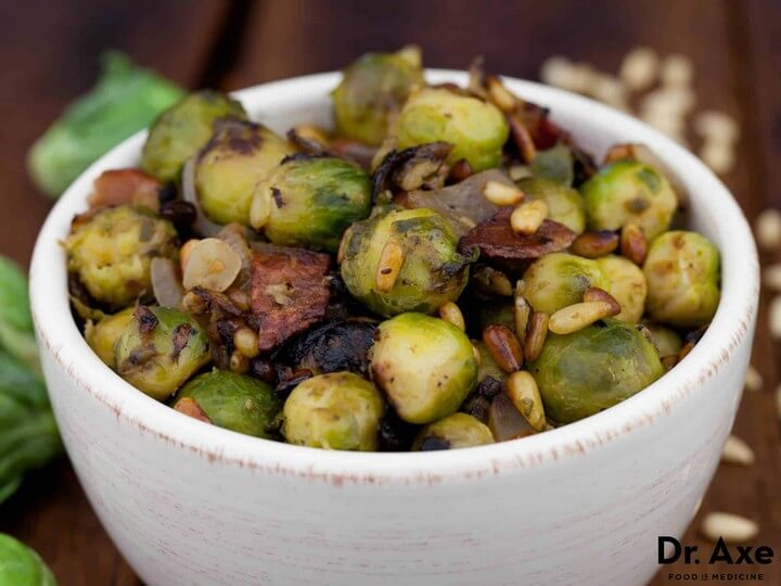 Turkey Bacon Brussels Sprouts Recipe