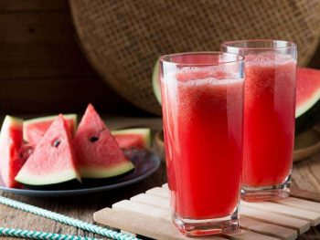 Watermelon Juice For Childrens