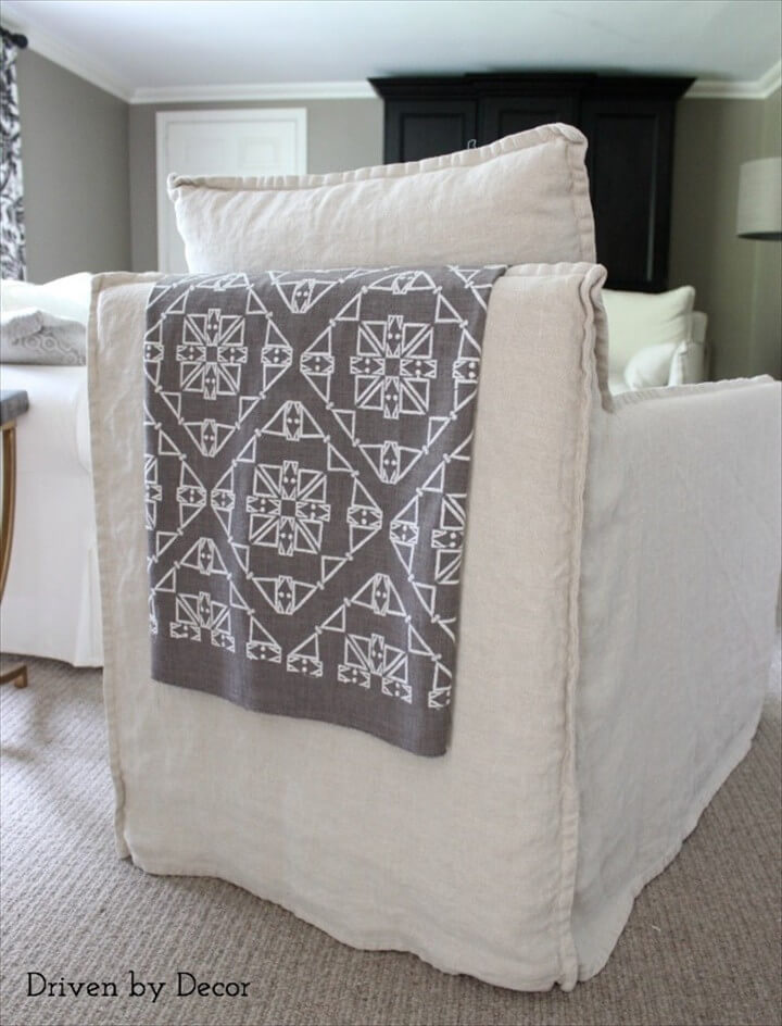 Adding Color And Pattern With A Simple DIY