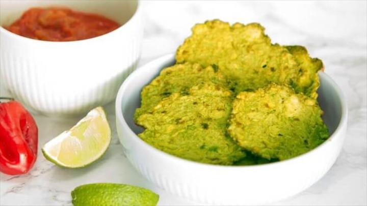 Avocado Chips Recipe