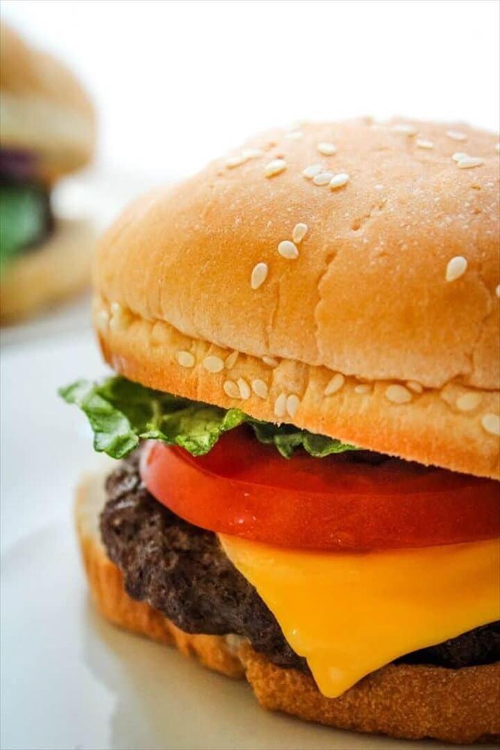 Best Air Fryer Hamburgers