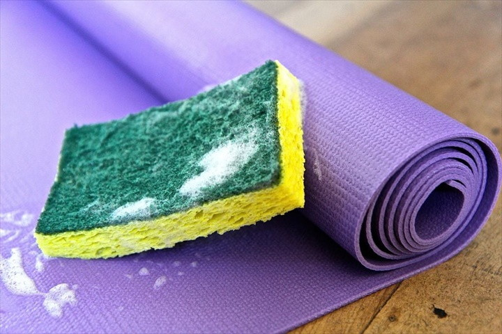 Clean Your Yoga Mat