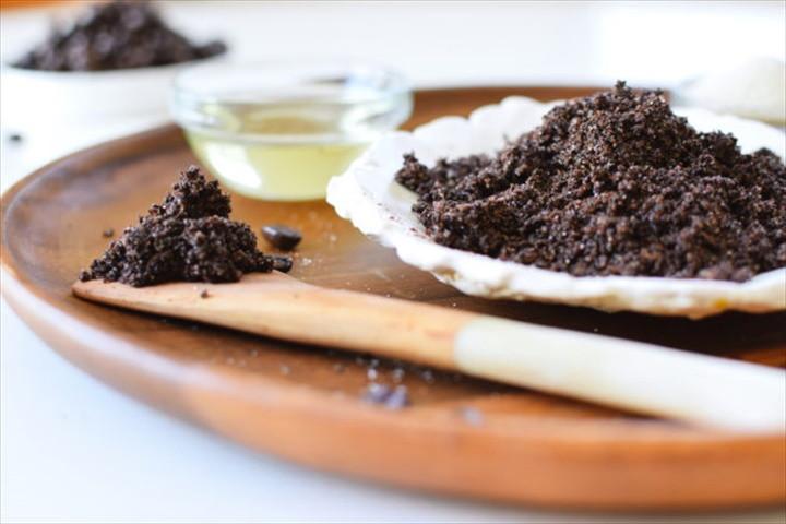 Coffee Cacao Face Scrub