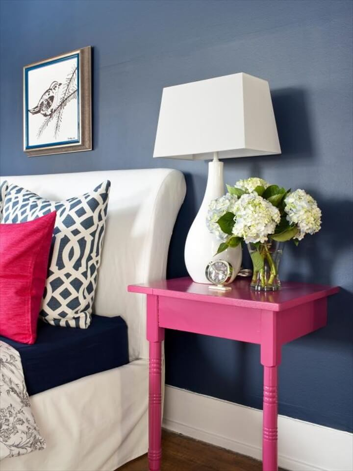 Creative and Chic DIY Nightstands 1
