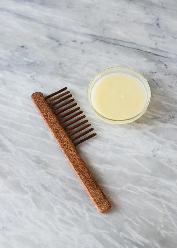 DIY Deep Hair Conditioner with Coconut Oil Shea Butter With Argan Oil