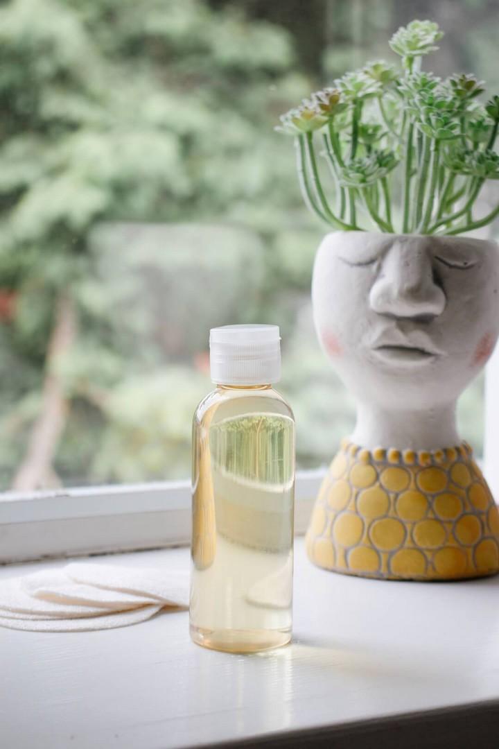 DIY Green Tea Facial Toner Quick and Easy 10 Minute Skincare Recipe