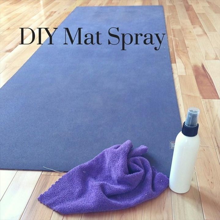 DIY Mat Spray