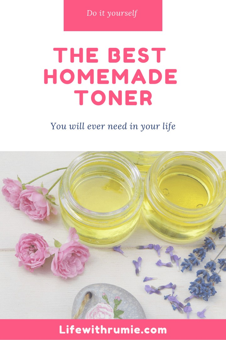 DIY Toner That you Need for a Flawless Face