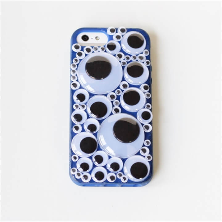 Googly Eye Phone Case