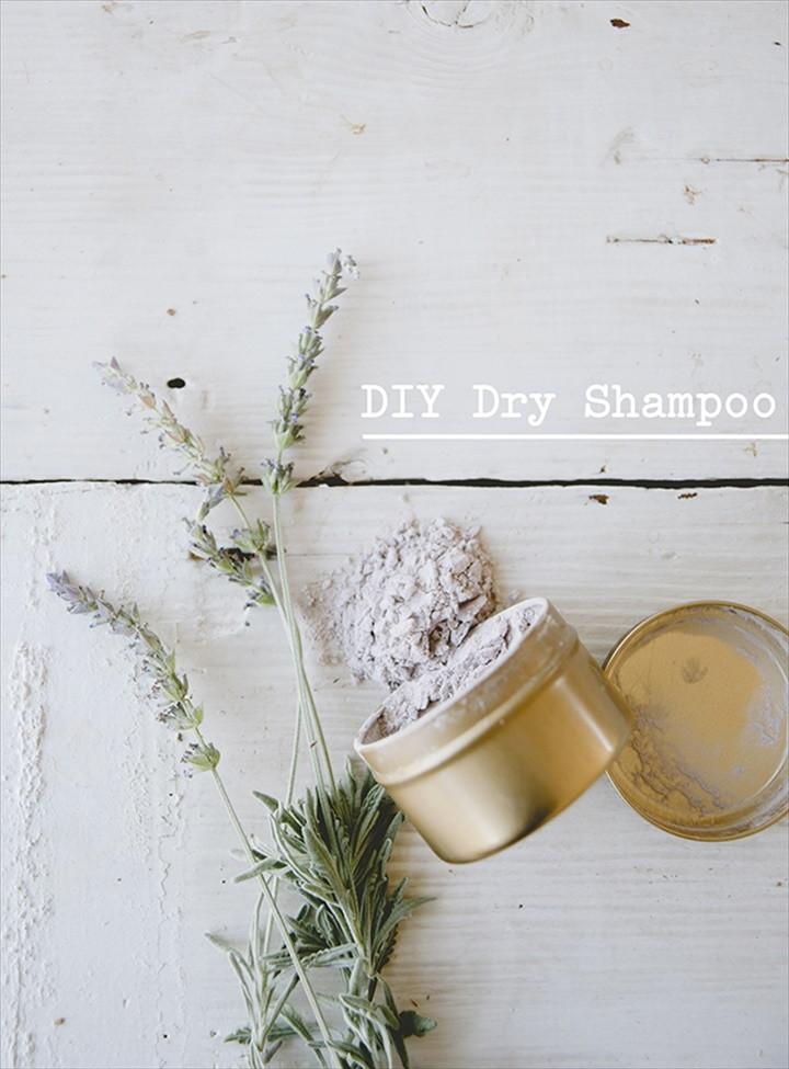 How To Dry Shampoo