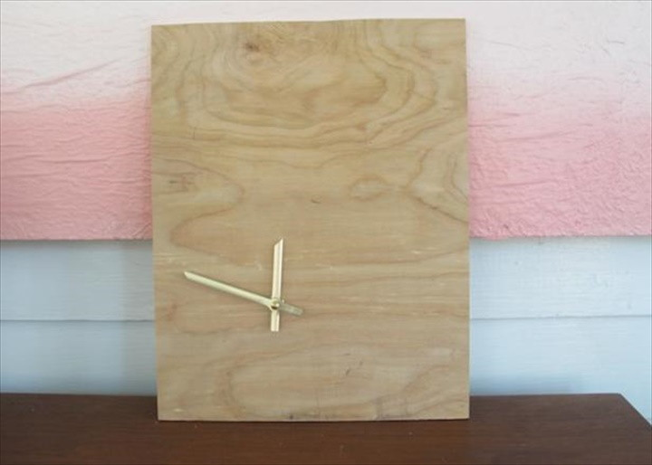 How to Make a Wall Clock