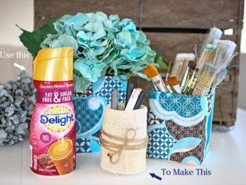 Make Desk Organizer