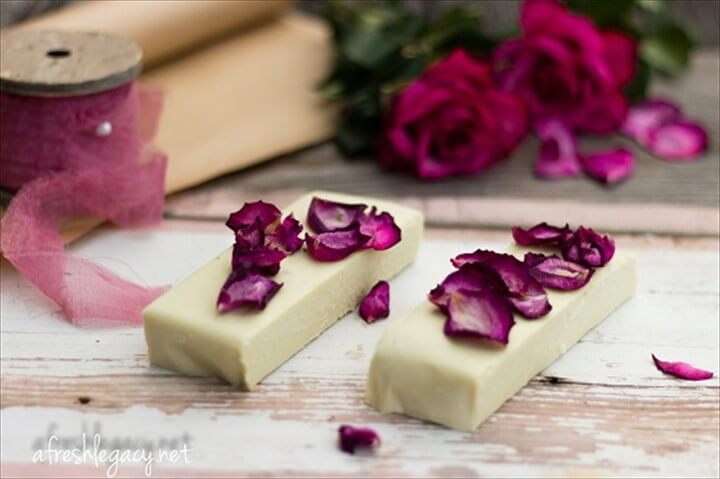 Mothers Day Luxurious Rose Soap