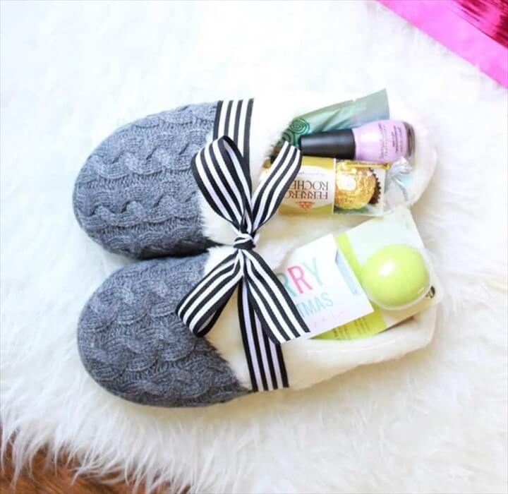 Slippers Gift Idea For Women