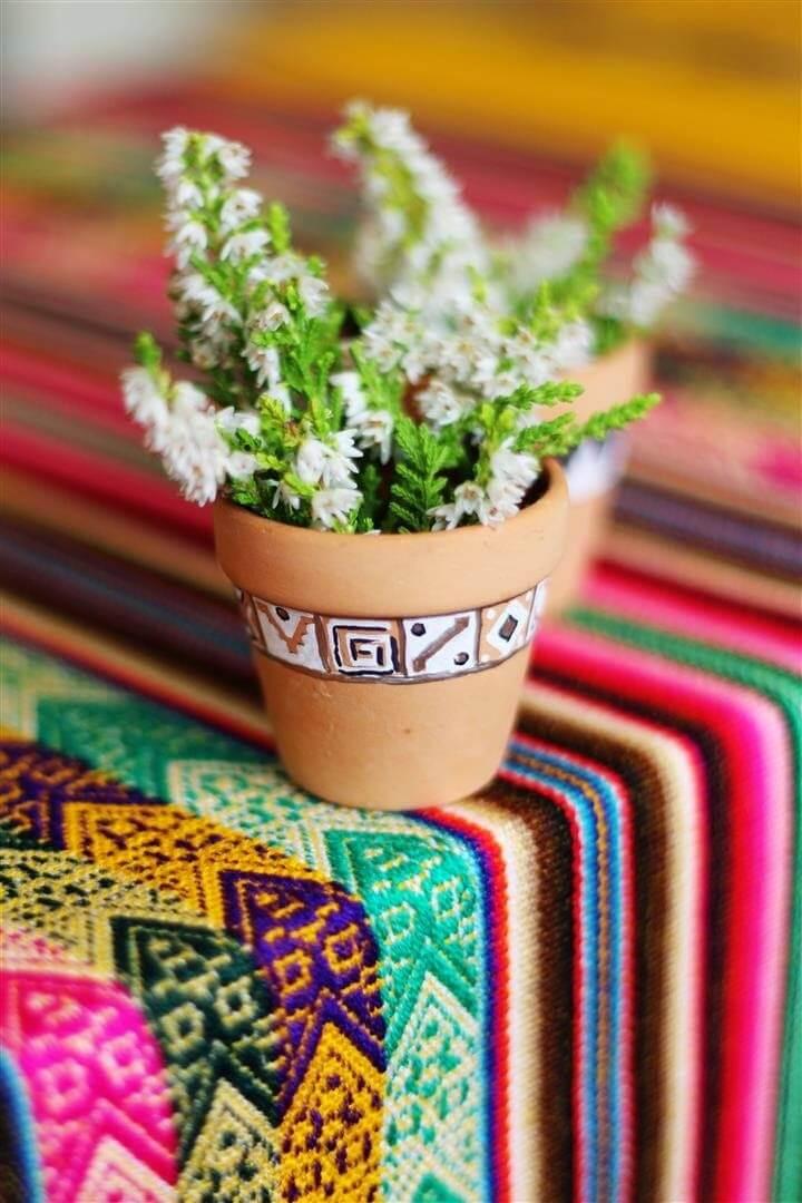 Tiny Peruvian Pots
