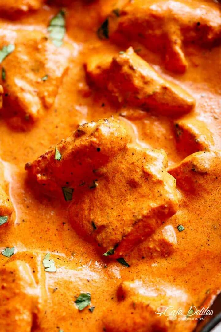 Butter Chicken Easy To Make Recipe