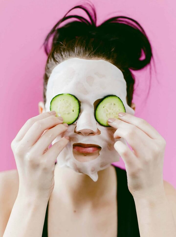 DIY Hydrating Sheet Mask