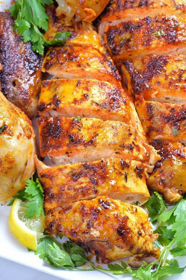 Healthy Rotisserie Chicken