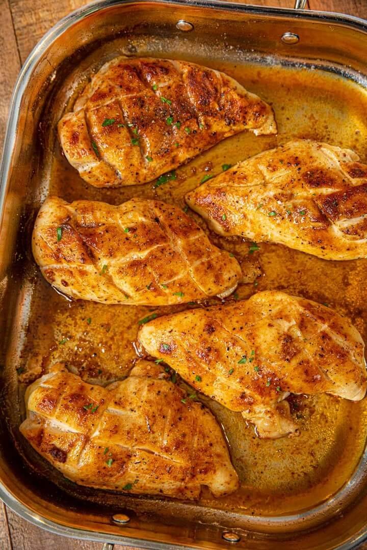 Oven Baked Rotisserie Chicken