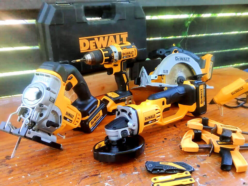 8 Must Have Power Tools For DIY Projects