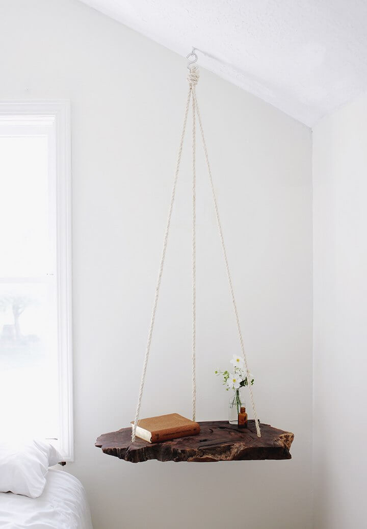 HangingT able DIY