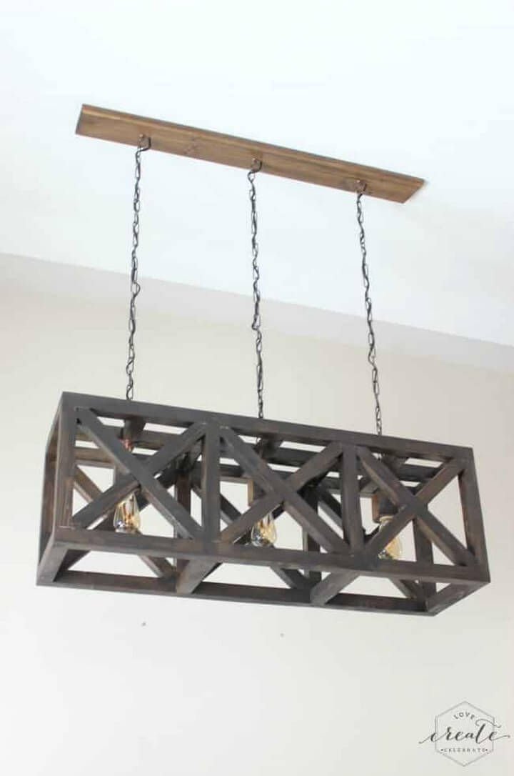 Industrial Pendant Light DIY