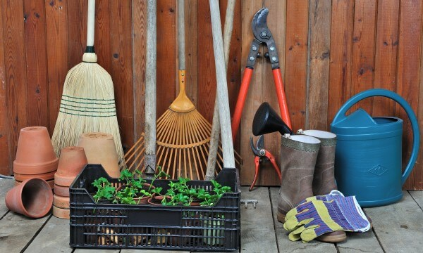 5 Tools Every Gardener Needs